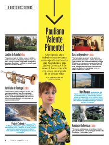 Revista Visão, 2016